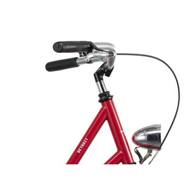 Ortler Detroit Hollandcykel Citycykel Dam Shiny Red